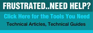 SEI Technical Guides and Articles - Frustrated Need Help, Click Here for The Tools You Need