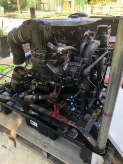 4.3lt engine - Blackstar Marine Parts, Australia
