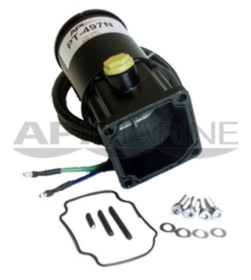Mercury/Mariner Trim Tilt Pump Motor 50-125Hp Repl /Res 1Ram